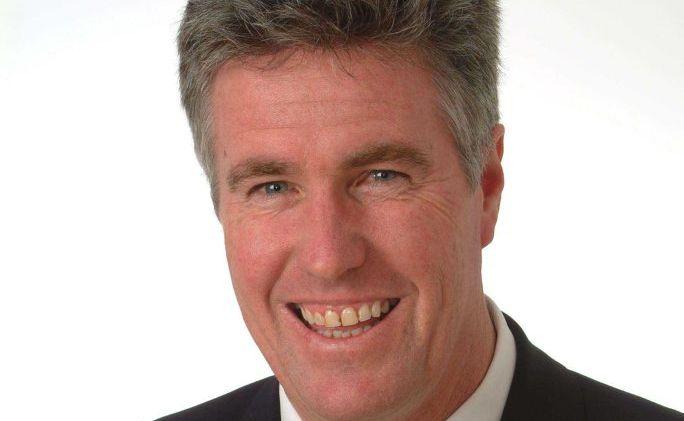 REIQ Sunshine Coast zone chairman Lloyd Edwards.